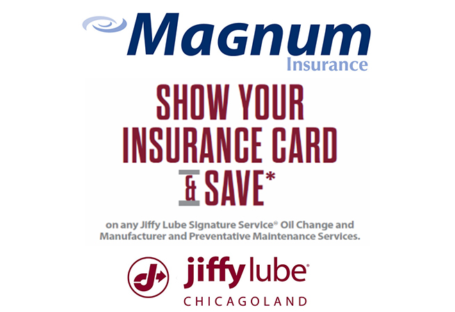 Partnership with Magnum Insurance